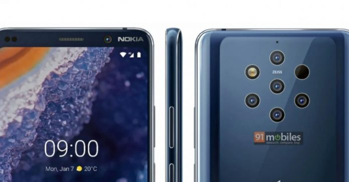 Leaked Nokia 9 PureView and Nokia 1 Plus Revealed From FCC Certification