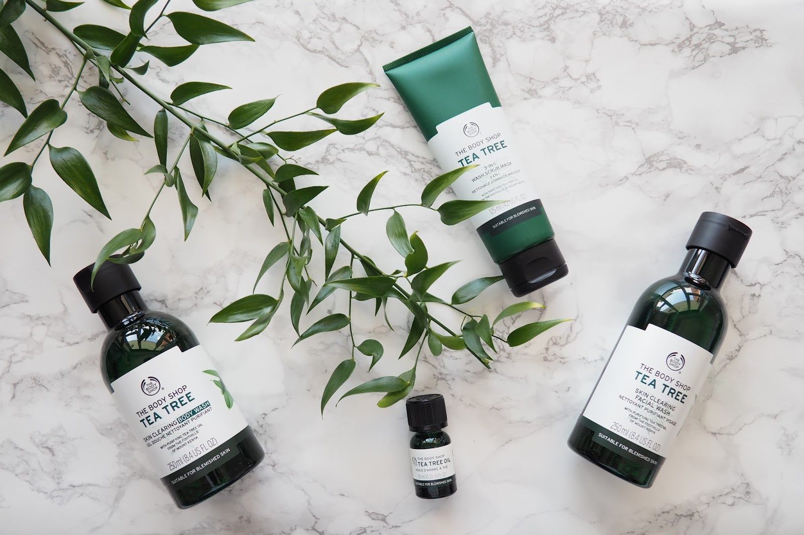 Body Shop Tea Tree Review