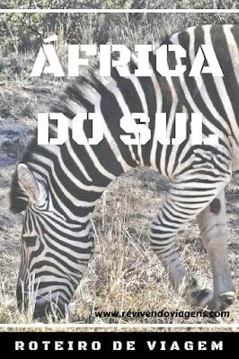 Roteiro de Viagem África do Sul
