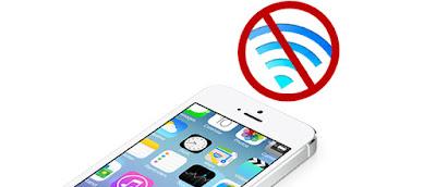 Wifi Android Error Tidak Mau Menyala