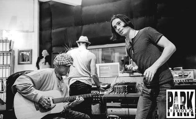 The Carnival Club EP | Birmingham Recording Studio | Park Studios JQ | frontman