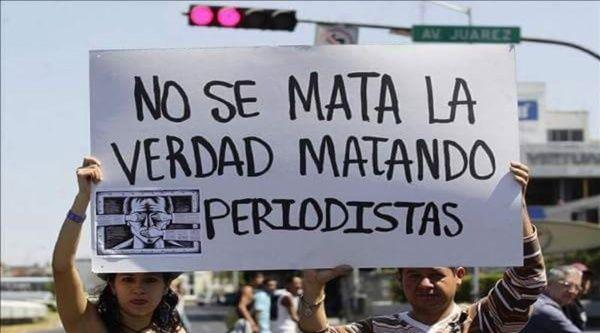 Periodistas hondureños rechazan control mediático gubernamental
