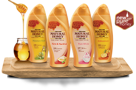Produk Natural Honey Hand and Body Lotion
