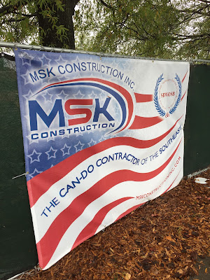 MSK Construction Banner | Banners.com