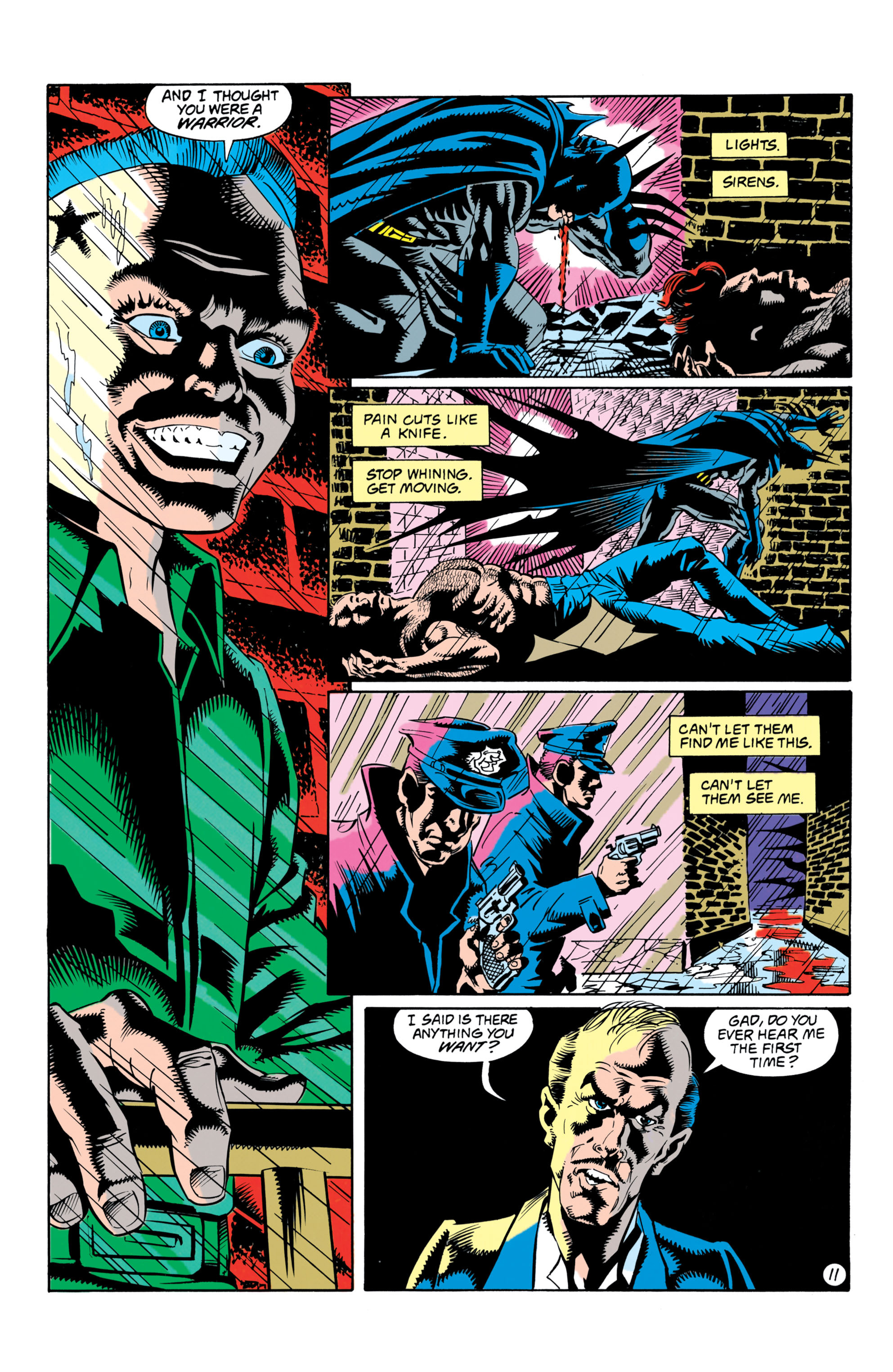Detective Comics (1937) 655 Page 11