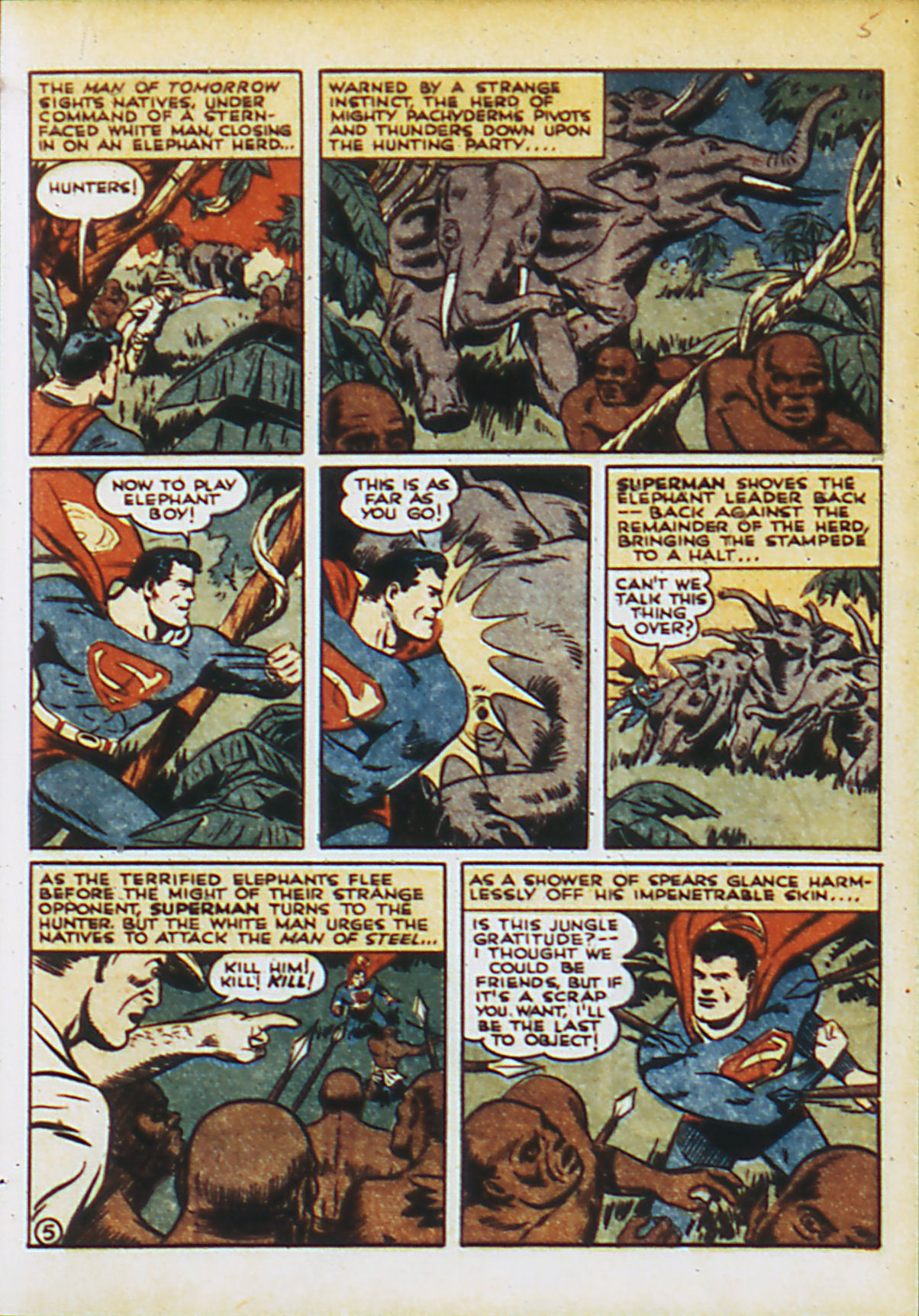 Action Comics (1938) 45 Page 7