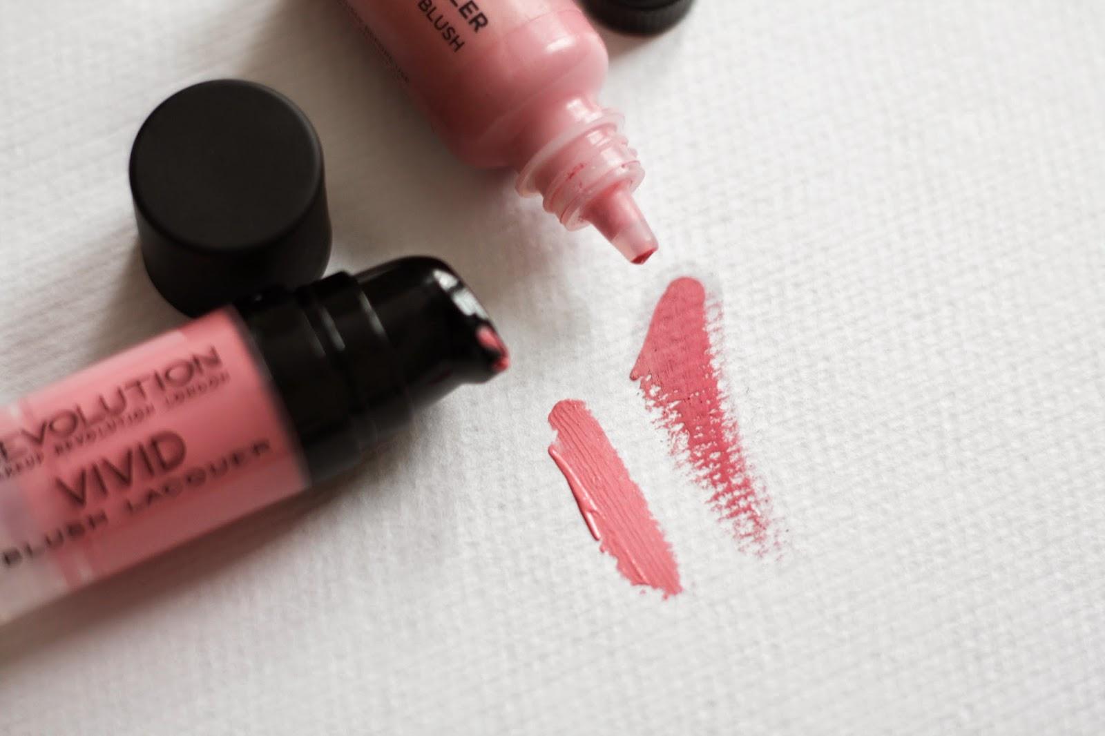 Daniel Sandler Watercolour blush in Flush dupe