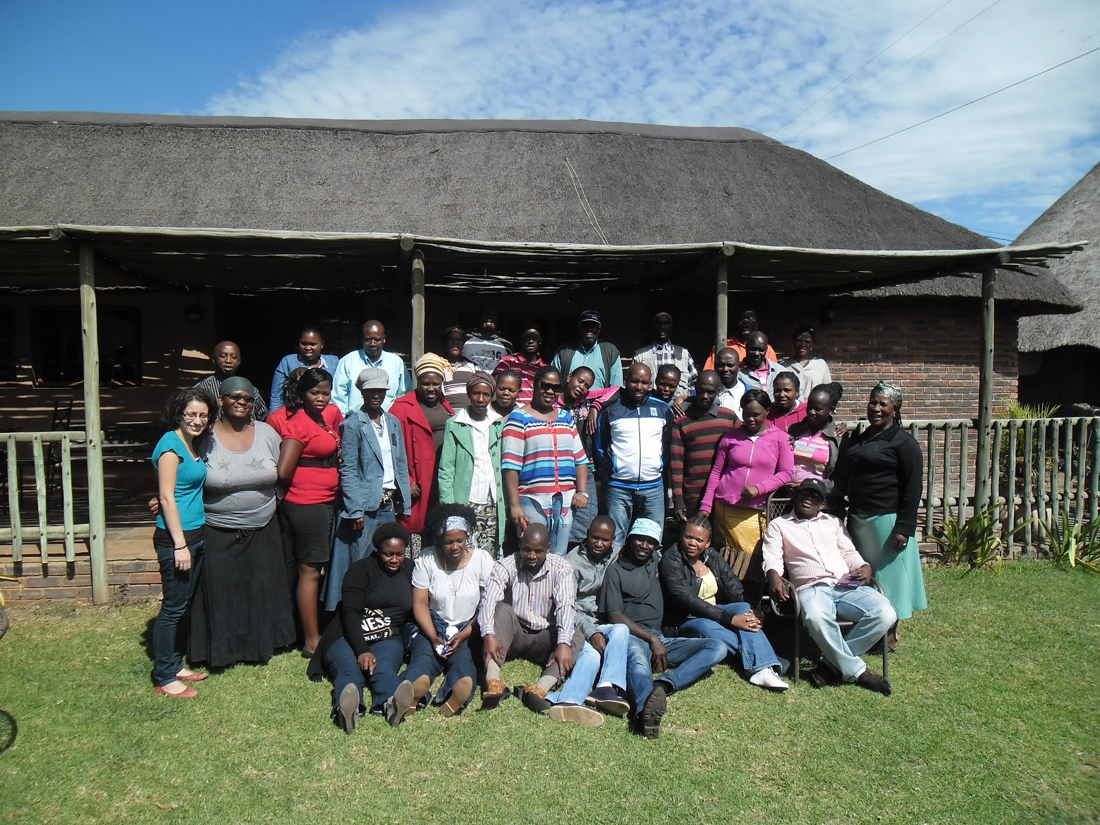 NATURAL JUSTICE: ABS and BCP Workshop in Zeerust, South Africa