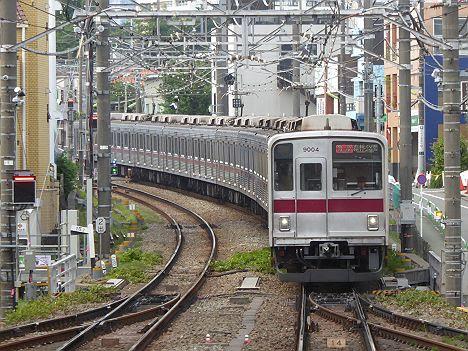【Fでない!?】単なる特急 森林公園行きを東武9000系でも東急東横線で発見!