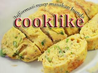 Cooklike Resep Cara Membuat Telur Keju Gulung