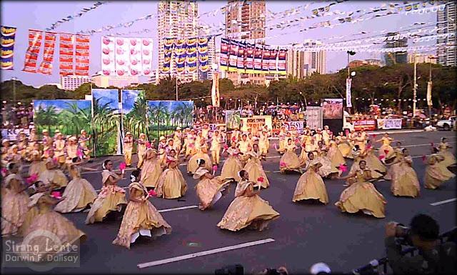 Niyogyugan Festival in Aliwan 2017