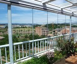 Instalación de cerramientos de terrazas