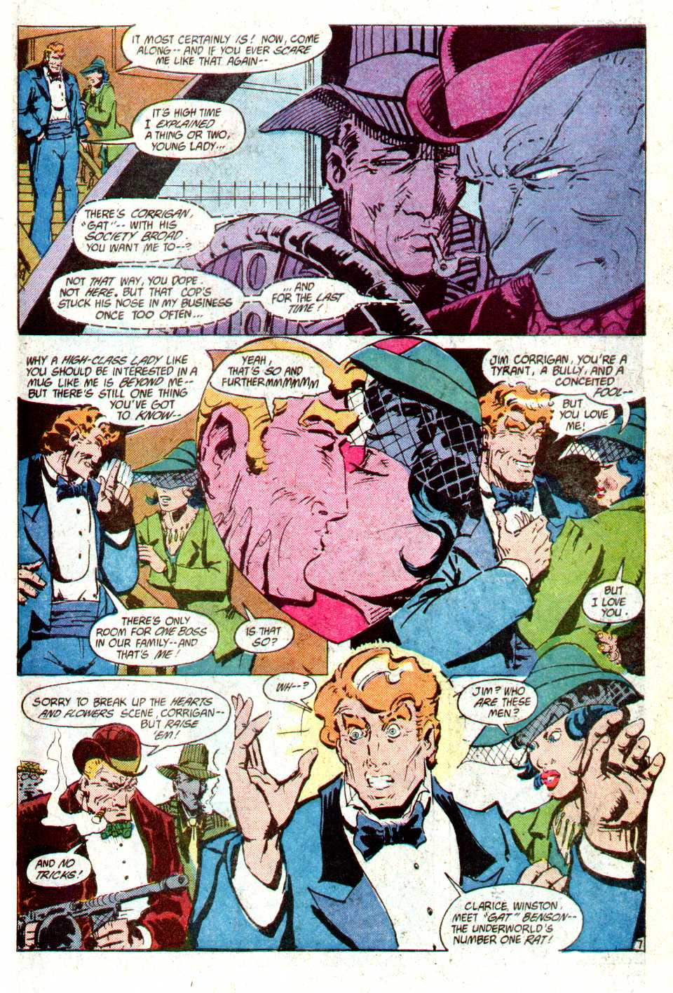 Read online Secret Origins (1986) comic -  Issue #15 - 29