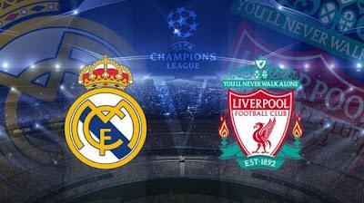 13 atau 6 ? Prediksi Final Liga Champions Eropa 2018 Real Madrid vs Liverpool