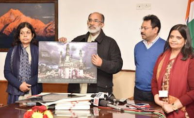 Incredible India Digital Calendar 2018 Launched