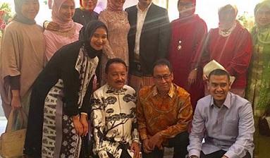 Laudya Chintya Bella Dilamar Keponakan Wapres Jusuf Kalla