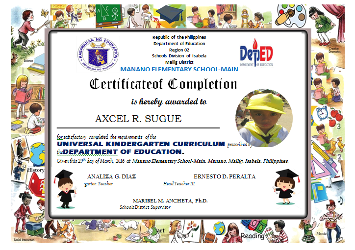 Kindergarten diploma editable deped lps kindergarten diploma editable yadclub Image collections