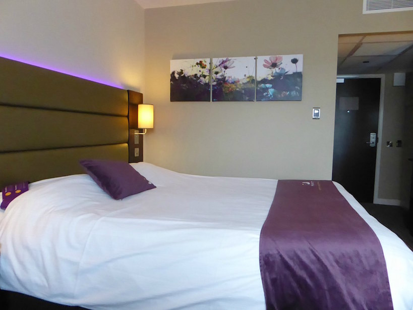 Premier Inn Tenby Hotel Review The Diary Of A