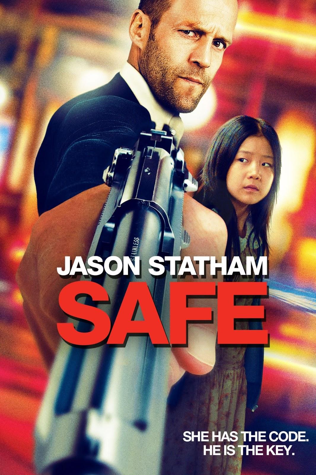 Nonton Film Safe (2012)