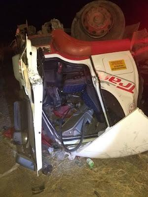 Em Delmiro Gouveia, motorista de carreta morre em acidente na BR-423