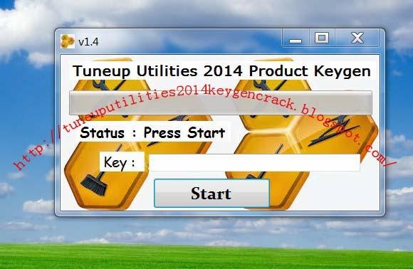 tuneup utilities 2014 keygen