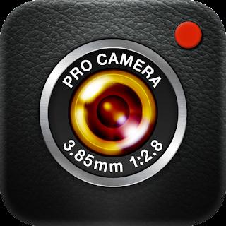 """تحميل برنامج كاميرا برو للايفون  """" download ProCamera for iphone free"""