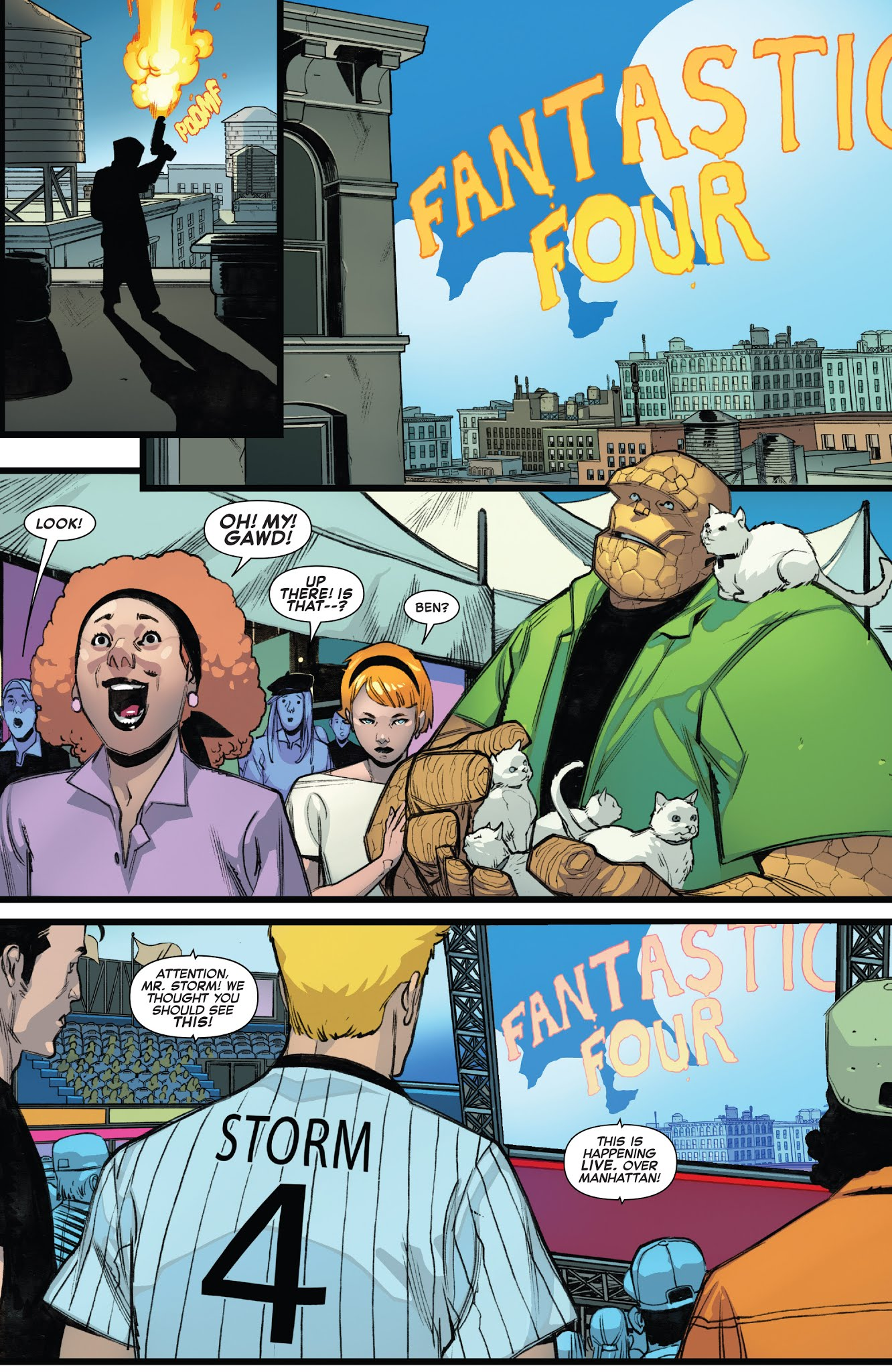 Fantastic Four (2018) #1 #16 - English 8