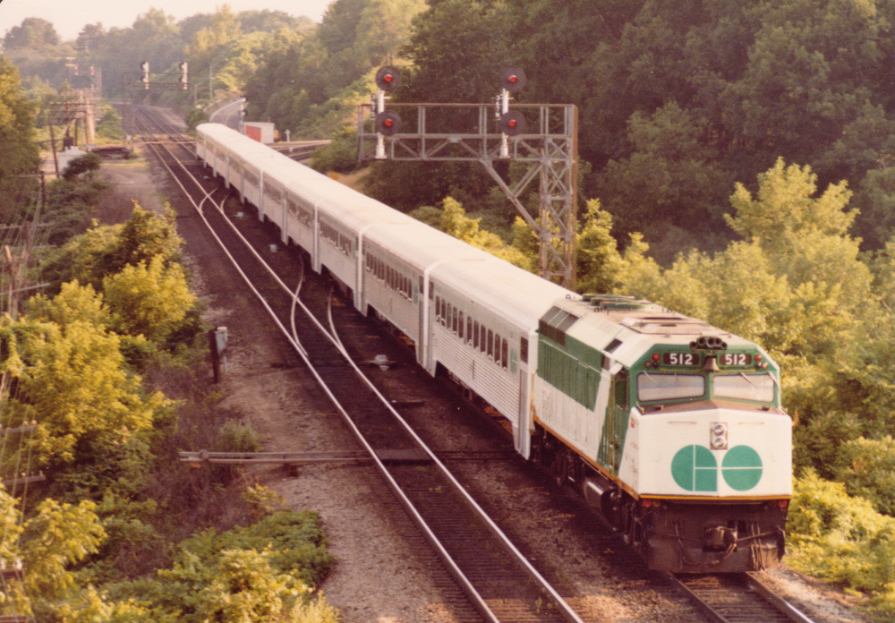 Rolly Martin Country Cnr 1982 Bayview Go Trains And A
