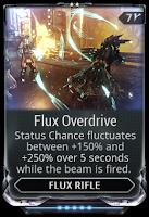 旧Flux Overdrive