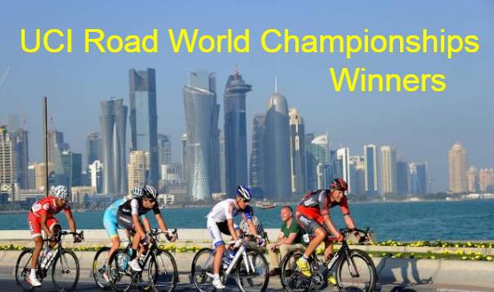 UCI, Road Race, Cycling, World Championships, winners, champions, history, list