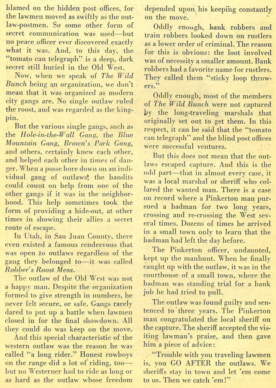 Read online All-Star Western (1951) comic -  Issue #92 - 26