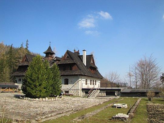 Klasztor Albertynów na Śpiącej Górze.