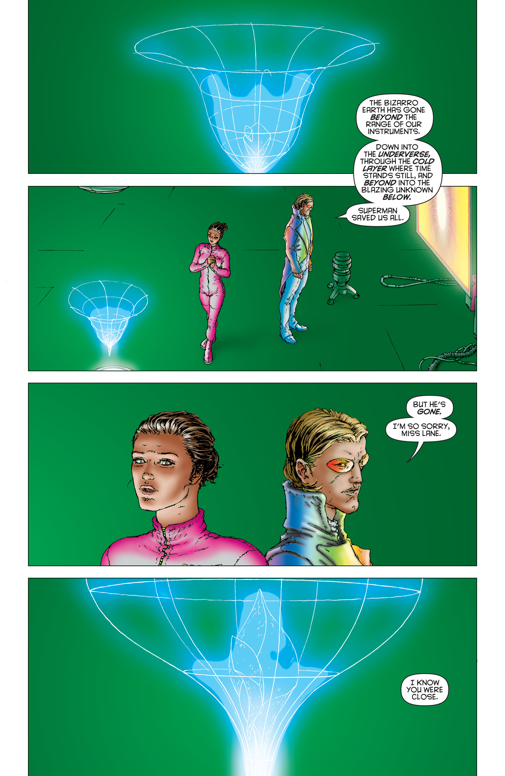 Read online All Star Superman comic -  Issue #8 - 22