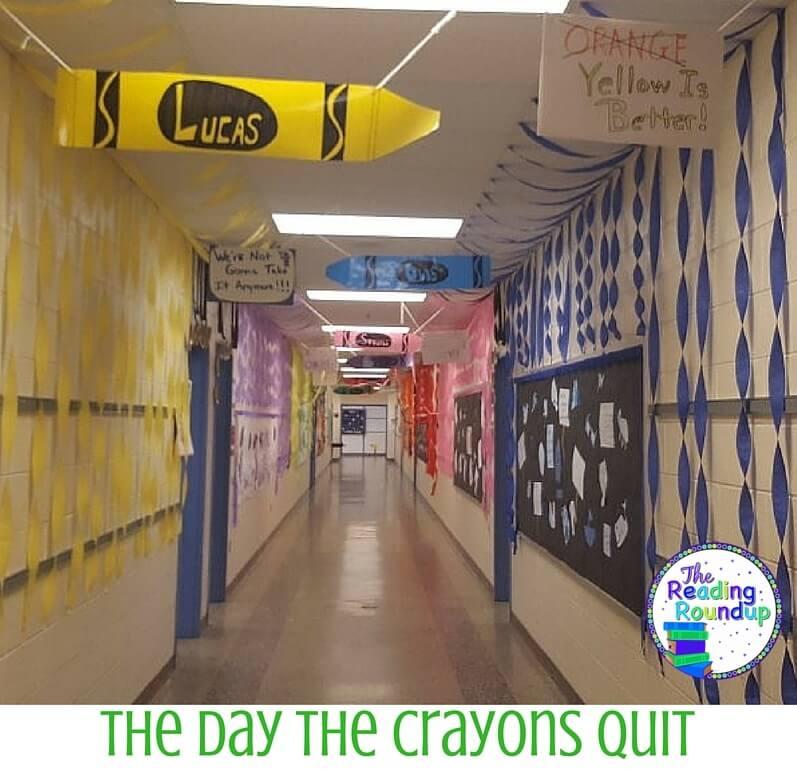 Classroom Job Ideas 3rd Grade ~ The reading roundup children s books bulletin board ideas