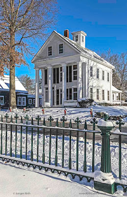 Historic South Natick