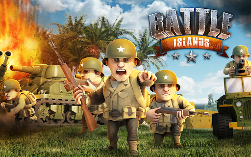 Battle Islands Apk v2.7 Mod Money