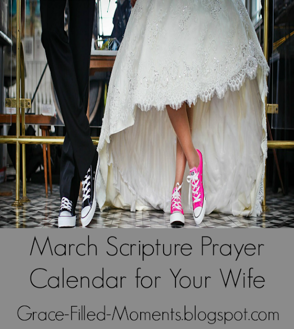 Marriage Prayer Calendar