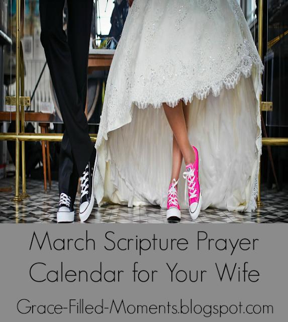 Marriage Prayer Calendar