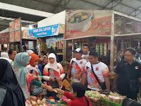 Ratusan Ibu-ibu di Mejobo Peringati Hari Kartini bersama Sri Hartini