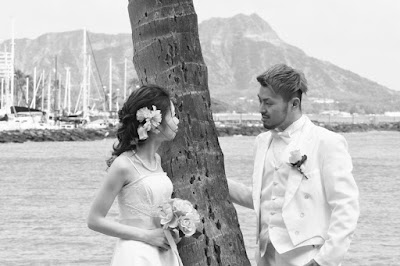 Black & White Hawaii