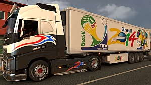 World Cup Brazil 2014 trailer mod