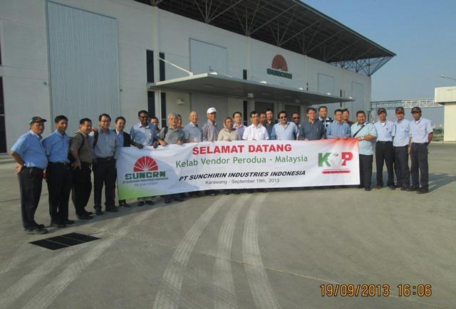 Lowongan Kerja Operator Produksi Terbaru PT. Sunchirin Industries Indonesia Karawang