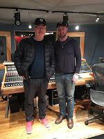 Jim Gaffigan James Walsh Threshold Recording Studios NYC