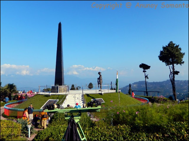 A failed Trip to Darjeeling - brief visit to Ghoom