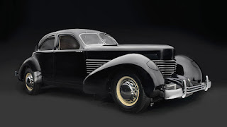 1936 Cord 810 Beverly