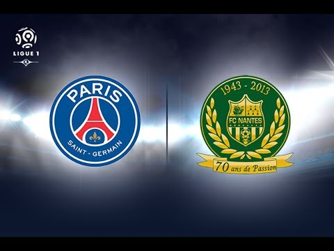 Paris Saint Germain vs Nantes Full Match & Highlights 18 November 2017
