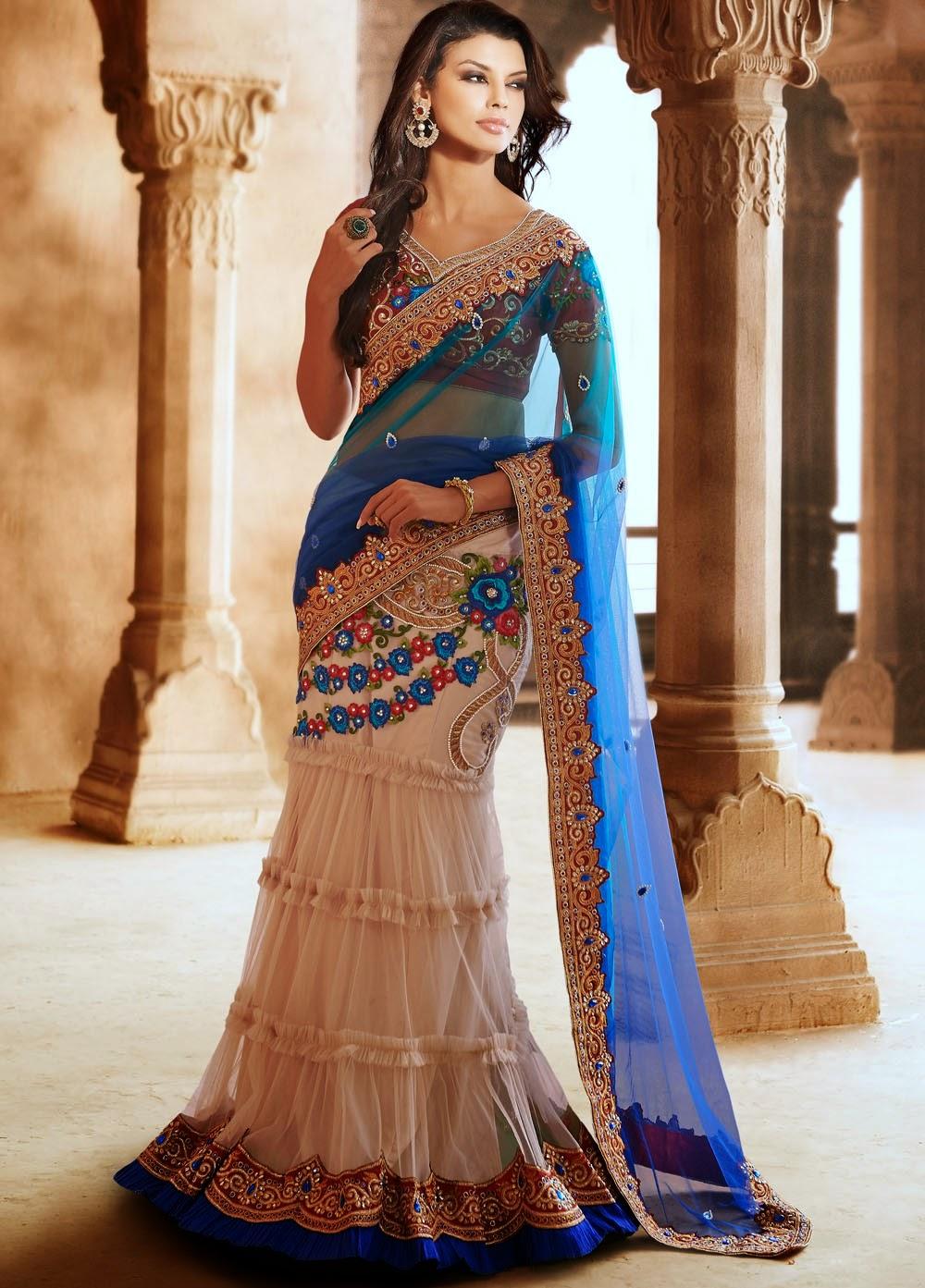 Dreadful%2BLehenga%2BCholi%2B(19) - Nice Traditional Wedding Dresses