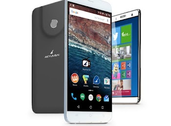 Το 7″ SMARTPHONE με PROJECTOR, WINDOWS 10 και android