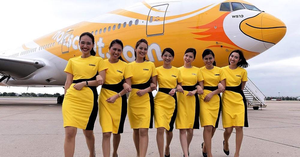 Fly gosh nokscoot cabin crew recruitment for Cabin crew recruitment 2017