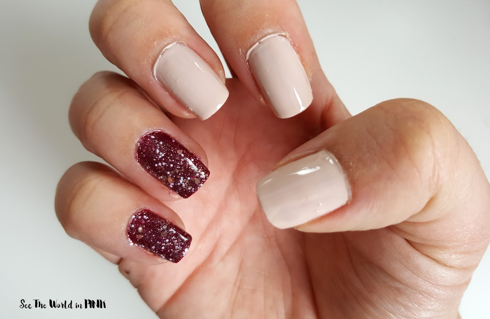 Manicure Tuesday - Nails Inc. Gel Effect Polish 1 Week Update and Review!
